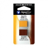 боя акварел DR hp-Aquafine 19 naples yellow/burnt