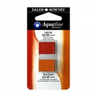 боя акварел DR hp-Aquafine 18 light red/burnt sien