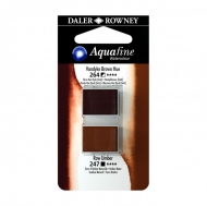 боя акварел DR hp-Aquafine 20 vandike brown/raw um