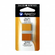 боя акварел DR hp-Aquafine 17 yellow ochre/raw sie