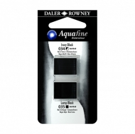 боя акварел DR hp-Aquafine 22 black ivory/lamp