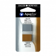 боя акварел DR hp-Aquafine 24 silver/gold