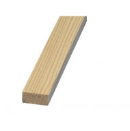 KPC pinewood strip  Ø 1 m 10*20 mm