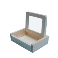 Chenfei 4269 box with mirror 12*9*4 cm
