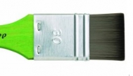 Da Vinci brush 5073-20 student flat, neon handle