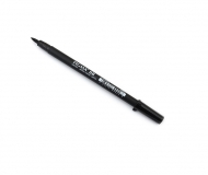 Sakura marker brush Pigma black BB bold