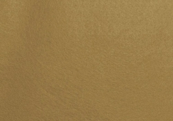 Acrylic Craft Felt Thickness 1 mm, Width 85 cm Ochre