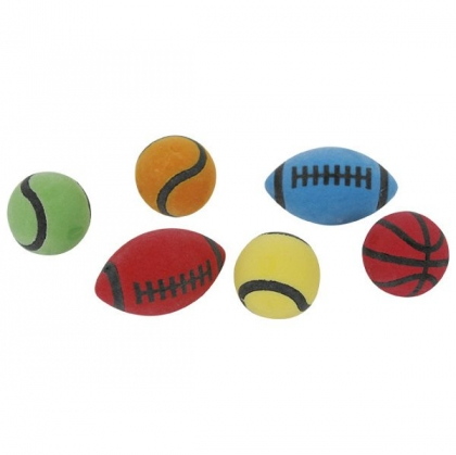 Kids Eraser - Rugby Ball