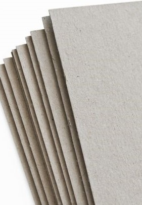 Grey Board : 2.0 mm Thick : 50 x 70 cm