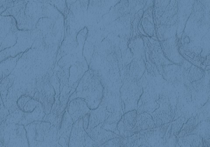 Blue Fine Translucent Paper with Kozo Fibers (Japanese Tissue Paper) Heyda 50 x 70 cm