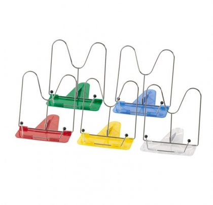 Stand Plastic in White, Yellow, Red, Blue, Green 16*19*19,8 cm