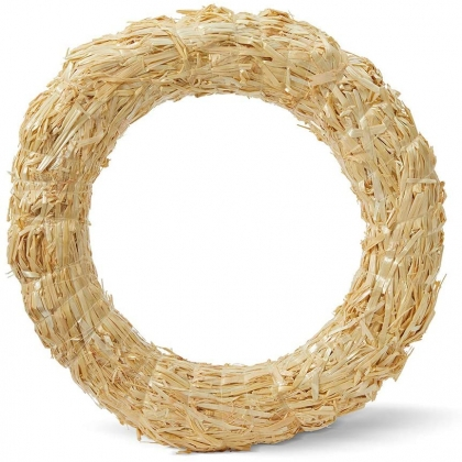 Straw Wreath Knorr Prandell 30 cm