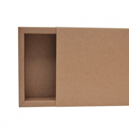 Box Made From a 280 gsm Kraft Paper 22 x 32 x 4 cm  (А4)