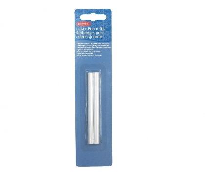 Гума Derwent eraser pen refills (pack of 2)