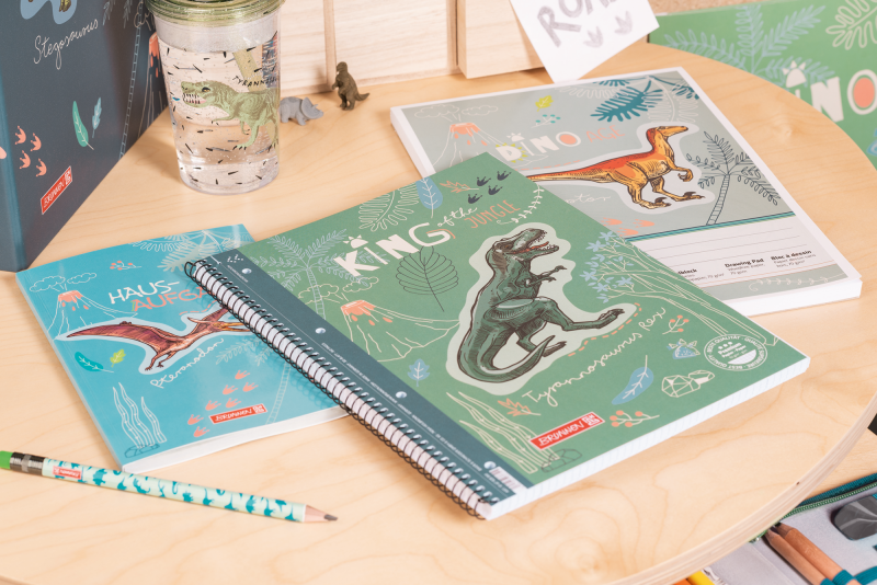 Kids' Drawing Pad : Brunnen : 70 gsm : 100 Sheets : A4 ...