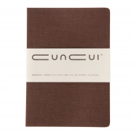 Pocket Sketchbook Cuncui B6 Dark Brown