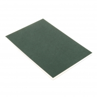 pad A5 green cover