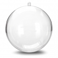 Fillable Clear Acrylic Ball 120 mm