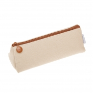 Pencil Case Joytop 195 x 72 x 65 mm Beige