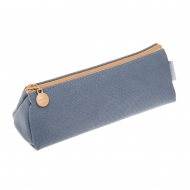 Pencil Case Joytop 195 x 72 x 65 mm Dark Blue