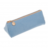 Pencil Case Joytop 195 x 72 x 65 mm Blue