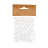 Polystyrene Balls : Pack of 100 : Ø 12 mm