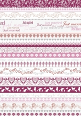 Heyda paper A4 Embossed 220g