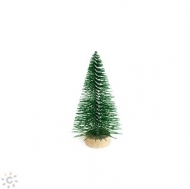 Miniature Pine Tree For Doll House Scenery, Model Railroad Layouts & Dioramas 3 cm