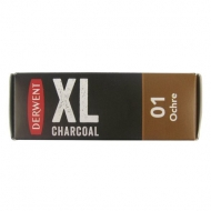 Derwent Charcoal Block, Sanguine - Extra Large