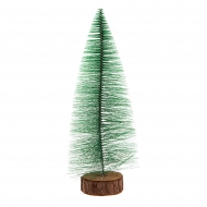 Mini Pine Tree For Doll House Scenery, Model Railroad Layouts & Dioramas 20 cm