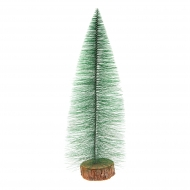 Mini Pine Tree For Doll House Scenery, Model Railroad Layouts & Dioramas 30 cm