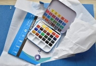 gift idea watercolour Travel