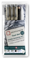Sakura pen Pigma Micron set Zentangle 10 pcs