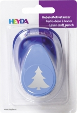 Heyda Christmas Craft Punch 25 mm - Tree
