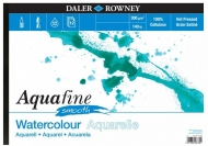 Daler-Rowney Watercolour Pad Aquafine Smooth А4