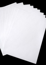 White Self Adhesive Paper A4