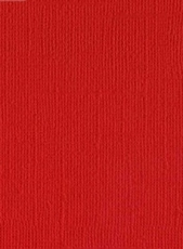 A4 Linen Textured Card Dip-Dye 216 gsm Red