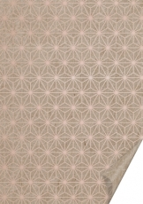 Embossed Hot Foil Finished Kraft Paper А4 Heyda 220 gsm Starlight Rose Gold