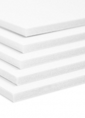 Foam Board White 10 mm