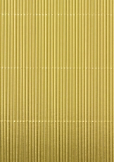 Corrugated Card Heyda 300 gsm Gold