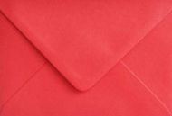 Red Envelope C6 (114 mm x 162 mm) 115 gsm - Carmine