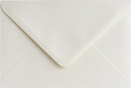 White Pearlescent Envelope C6 (114 mm x 162 mm) 115 gsm - Ivory
