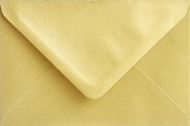 Gold Envelope C6 (114 mm x 162 mm) 115 gsm - Pure Gold