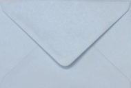 Blue Pearlescent Envelope C6 (114 mm x 162 mm) 115 gsm - Baby Blue