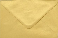 Gold Envelope C6 (114 mm x 162 mm) 115 gsm