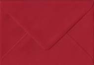 Red Envelope C5 (156 x 220 mm)  cArt-Us 5 pcs Pack - Carmine