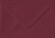 Envelope C5 (156 x 220 mm)  cArt-Us 5 pcs Pack - Bordeaux
