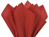 Soft Tissue Paper Heyda 50 x 70 cm, pack of 5 Sheets - Medium Red