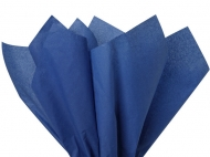 Soft Tissue Paper Heyda 50 x 70 cm, pack of 5 Sheets - Dark Blue
