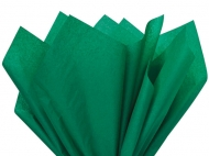 Soft Tissue Paper Heyda 50 x 70 cm, pack of 5 Sheets - Dark Green
